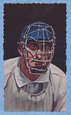 Roger Bresnahan baseball 1984 RGI Hall of Famers Deckle Edge card #29