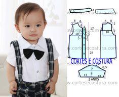 A roupa de criança tem sido muito solicitada pelos seguidores por essa razão hoje vou publicar mais um molde de camisa infantil grátis.