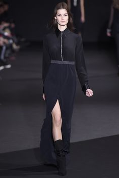 Costume National RTW Fall 2015 Collection