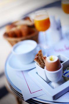 Breakfast in Norway