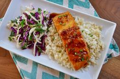 The flavor of teriyaki seems to have been made for salmon. It's so delicious to bite into tender, flaky salmon that has been caramelized with this sweet and tangy glaze. What is not super cool about traditional teriyaki is all of the added sugars that end up in the sauce. This Quick Teriyaki Sauce has...