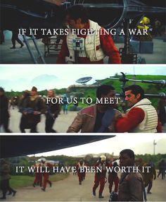HAMILTON AND STAR WARS I MAY CRY
