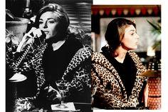 In Wardrobe with Mrs. Robinson's Leopard Coat — The New Potato