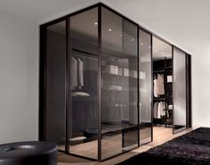 Vertical by Longhi S.p.a.   Walk-in wardrobes