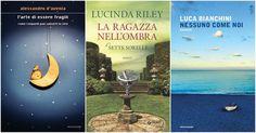 Classifica libri 2017: due new entry nella settimana dall'8 al 14 gennaio, con Luca Bianchini che si piazza sul podio, in terza posizione.