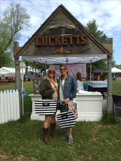 Lucketts Spring Market, May 2015
