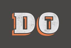 Typography Mania #307 | Abduzeedo Design Inspiration