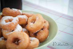Receta de rosquillas de yogur, ligeras y muy fáciles de preparar