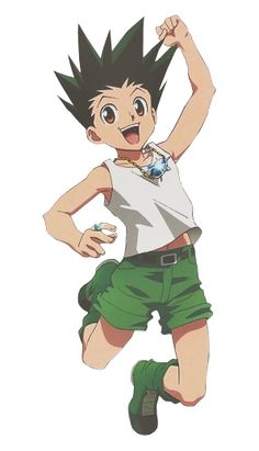 Gon Freecss :)        ~Hunter X Hunter