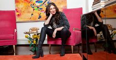 TV icon and stylist Stacy London shares the behind the scenes details of what it takes to overcome self-esteem issues in order to look and feel your best.