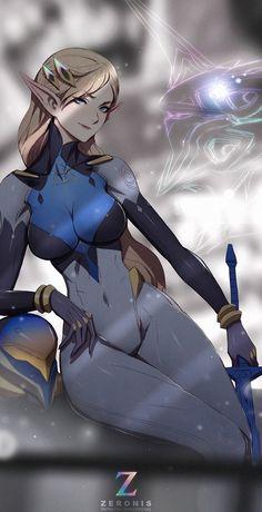 Zelda Pilot Plugsuit by Zeronis