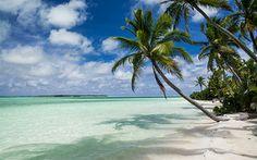 Paradise discovered. Cocos (Keeling) Islands, Australia.