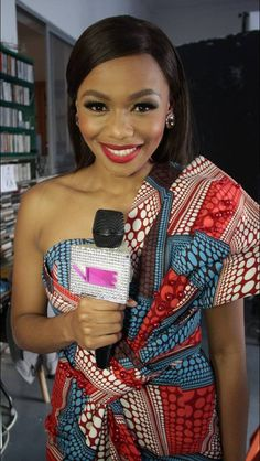 South African Celebrities in traditional Wear. Get inspiration for your traditional dresses from celebrities. Serious African fashion inspiration courtesy of your favorite South African celebrities. Get the latest African Fashion Trends. African Men Fashion, African Dresses For Women, African Wear, African Beauty, African Outfits, African Style, Beautiful South African Women, South African Celebrities, Traditional Dresses