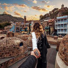 Follow Me to the amazing Tbilisi, Georgia - Murad Osmann, 2014/11/18, //135.