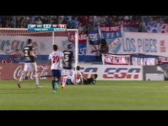 Nacional vs River Plate - http://www.footballreplay.net/football/2016/10/30/nacional-vs-river-plate/