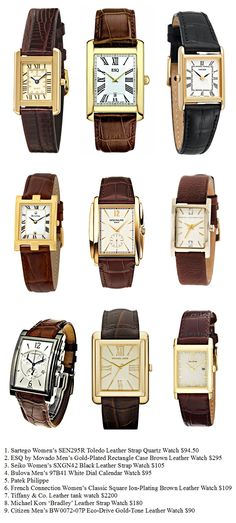 Timeless Timepiece: Cartier Tank Watch my favorite watch of all time. Stylish Watches, Luxury Watches For Men, Cool Watches, Cartier Tank, Tank Watch, Fashion Accessories, Fashion Jewelry, Swiss Army Watches, Fashion Mode