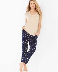 1f7dd6e6a Lemon drops add a little zest to your bedtime routine. Soma | Pajamas Ankle  Length