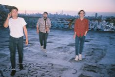 Listen To The Debut Song By Laced, Dustin From Beach Fossils' New Band