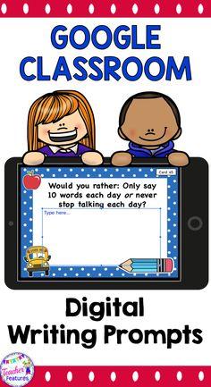 Fun Writing Activities, Teaching Writing, Classroom Activities, Writing Prompts, Writing Resources, School Resources, Classroom Ideas, 2nd Grade Classroom, Kindergarten Classroom