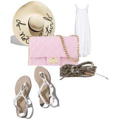 Pink love by marketa-novotna-sedova on Polyvore featuring polyvore fashion style By Malene Birger Abercrombie & Fitch Design Inverso Eugenia Kim Oscar de la Renta