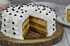 Vanilla Cake, Caramel, Pie, Roman, Desserts, Cakes, Food, Beauty, Sticky Toffee
