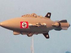 Luftwaffe Zeppelin Bomber