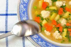 Pyszna zupa jarzynowa przepis