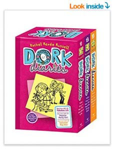 Simon & Schuster Dork Diaries Box Set (Book By Rachel Renee Russell Dork Diaries Series, Dork Diaries Books, 11 Year Old Christmas Gifts, Christmas Ideas, Nex York, Good Books, My Books, Amazing Books, Diary Book