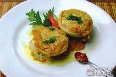 Receita de Casquinha de siri baiana em receitas de crustaceos, veja essa e outras receitas aqui!