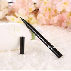 Waterproof Beautiful Gel Cream Eye Liner Black Eyeliner Pen Makeup Cosmetic maquiagens 1 PCS
