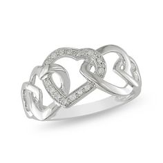 "Love the ""Interlocking Heart"" ring :)"