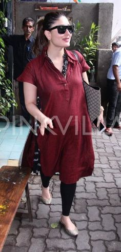 Kareena Kapoor Khan looks smashing as she steps out for a lunch date! | PINKVILLA