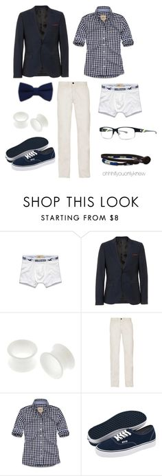 """Untitled #188"" by ohhhifyouonlyknew ❤ liked on Polyvore featuring Hollister Co., Topman, Vans and Abercrombie & Fitch"