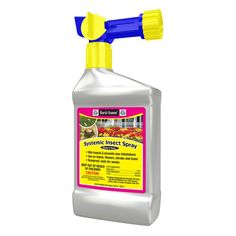 Fertilome 32 Oz RTS Systemic Insect Spray * Insect spray* Kills insects and prevents new infestations* Use on shade trees #hometools #homeequipment #homedepot #houseneeds