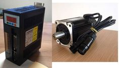 330.00$  Watch here - http://ali4sx.worldwells.pw/go.php?t=32613783761 - servo ac motor 80ST-M04025(1KW) with KAS20BA  servo driver 3meters cable 330.00$