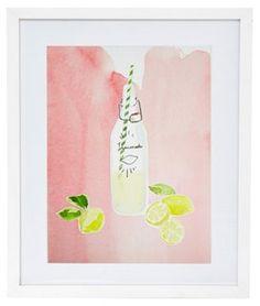 Classic Lemonade by Virginia Johnson