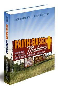 ($10.95) Most businesses don't have a good understanding of the faith community and how to market to this huge audience in effective, culturally sensitive ways. This book provides everything business leaders need to understand 140 million Christian consumers and effectively reach them.