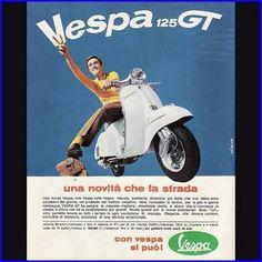 #Vespa 125 GT