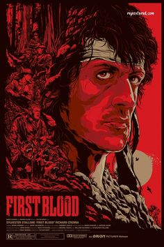 Rambo by Ken Taylor (Repostered.com)