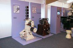 Original Maschinen aus früherer Zeit sind im Bonbon-Museum zu sehen.