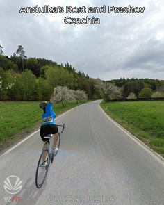 #VZfit ride from Hrubá Skála, Liberec Region