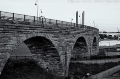 Stone Arch Bridge and environs