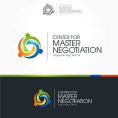 Center for Master Negotiation  |  Featured Logo Design  |  logobids.com  |  #logo #design