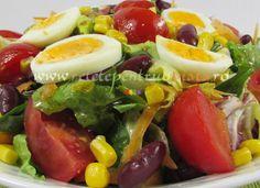 Fruit Salad, Cobb Salad, Fruit Salads