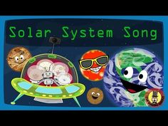 Space songs for kids: preschool, pre-k, kindergarten. Use while teaching a Space theme unit. Songs collected from YouTube.