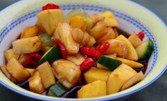 Indonesische recepten: zelf heerlijke Roedjak manis of Indische vruchtensalade maken
