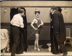 Charlie Chaplin : Festival Lumière : Les débuts de Charlot