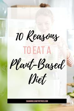 Want to try a plant-based diet but aren't sure what the benefits are? Read to learn more about a plant-based diet and how it can help you lead your healthiest life! Healthy Vegetarian Diet, Healthy Fats, Healthy Life, Vegetarian Recipes, Healthy Eating, Plant Based Eating, Plant Based Diet, Vegan Recipes Plant Based, Can I Eat
