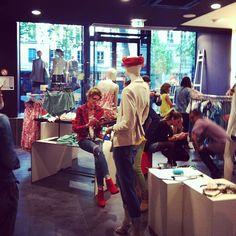 A night with fashion blogger #promodsummer @Art&Flair - @Promod event #promodsummer... - EnjoyGram