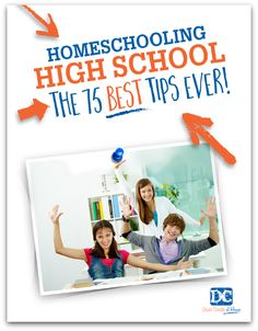 Homeschooling High School - The 75 Best Tips Ever! - Dual Credit at Home